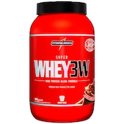 Whey Protein 3W Integralmédica Super Whey 3W - Chocolate - 907g