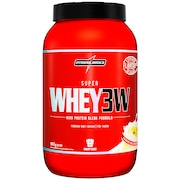 Whey Protein 3W Integralmédica Super Whey 3W - Baunilha - 907g