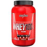 Whey Protein Integralmédica Super Whey 100% Pure - Chocolate - 907g