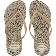 Chinelo Havaianas Slim Animals 13 - Feminino