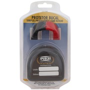 Protetor Bucal com Estojo Punch Dual Color 440 - Adulto
