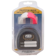 Protetor Bucal com Estojo Punch Dual Color 440 - Adulto