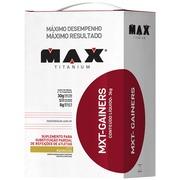 Mxt Gainers 3Kg - Baunilha - Max Titanium