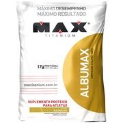 Albumax 500G - Baunilha - Max Titanium