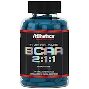 BCAA Atlhetica Time Release 2:1:1 - 200 Tabletes