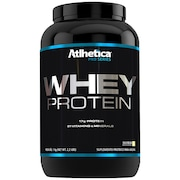 Whey Protein Athletica Pro Series - Baunilha - 1 Kg