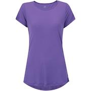 Camiseta Oxer Campeão Jogging New - Feminina