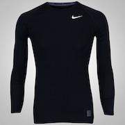 b3b86a8524ca3 Camisa de Compressão Manga Longa Nike Pro Cool - Masculina