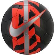 Bola de Futebol de Campo Nike React ffd60e4f6b43c