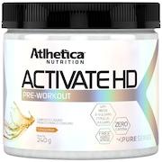 Pré-Treino Atlhetica Activate HD - Tangerina - 240g