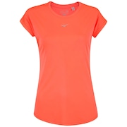 Camiseta Mizuno Wave Run - Feminina