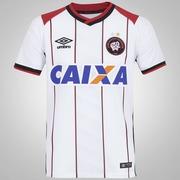 Camisa do Atlético...