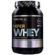 Whey Protein Concentrado Probiótica Hiper Whey - Baunilha - 900g
