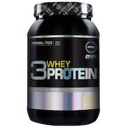 Whey Protein 3W Probiótica 3 Whey Protein - Baunilha - 900g