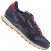 Tênis Reebok CL Leather DG - Infantil