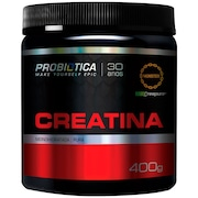 Creatina Probiótica Monohidratada Creapure - 400g