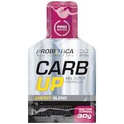 Energético Probiótica Carb UP Gel - Açaí com Guaraná - 10 Unidades