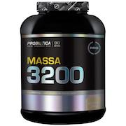 Hipercalórico Probiótica Massa 3200 - Baunilha - 3Kg