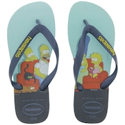 Chinelo Havaianas Simpsons 17 - Masculino