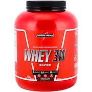 Whey 3W Super Integralmédica - Chocolate - 1,8Kg
