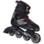 Patins Fila Primo Comp - In Line - Fitness - ABEC 5 - Adulto