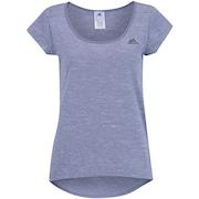Camiseta adidas Mescla - Feminina