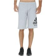 Bermuda de Moletom adidas Id Athletics Logo - Masculina