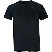 Camiseta adidas D2M PL - Masculina