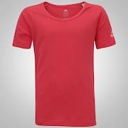 Camiseta adidas LG Cotton Feminina - Infantil