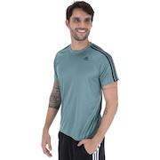 7b0233e8c67 Camiseta adidas D2M 3S - Masculina