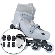 Patins Roller c/ Kit...