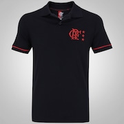 Camisa Polo do Flamengo Volt Braziline - Masculina