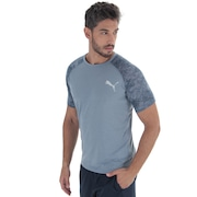 Camiseta Puma Dri Release SS Graphic - Masculina