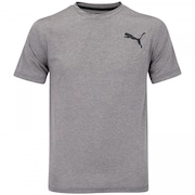 Camiseta Puma Essential Puretech Heather - Masculina