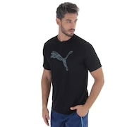 Camiseta Puma Essential Cat - Masculina