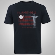 Camiseta do Flamengo City - Masculina