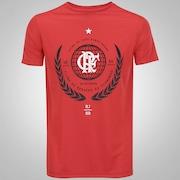 Camiseta do Flamengo Globo - Masculina