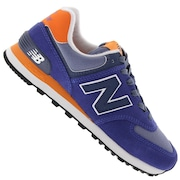 Tênis New Balance Core Plus WL574 - Feminino