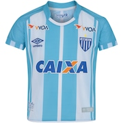 Camisa do Avaí I 2017 nº 10 Umbro - Infantil