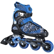 Patins Oxer Flynit Dream - In Line - Fitness - ABEC 7 - Adulto