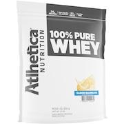 Whey Protein Atlhetica 100% Pure Whey - Baunilha - 850g