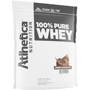 Whey Protein Atlhetica 100% Pure Whey - Chocolate - 850g