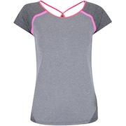 Camiseta com Proteção Solar UV Fila Versatile - Feminina
