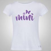 Camiseta Vestem Mini Feminina - Infantil
