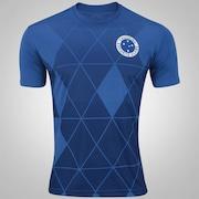Camiseta do Cruzeiro...