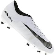 Chuteira de Campo Nike Mercurial Vortex III CR7 FG - Adulto
