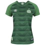 Camisa da Chapecoense I 2017 Umbro - Feminina