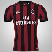 Camisa Milan I 17/18...
