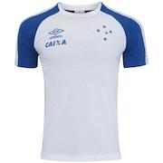 Camiseta do Cruzeiro Concentração 2017 Umbro - Masculina