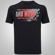 Camiseta Oxer And Move Fast - Masculina